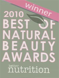 Natrol Better Nutrition's Best of Natural Beauty 2010
