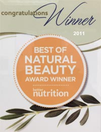 Natrol Better Nutrition's Best of Natural Beauty 2011