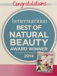 Natrol Better Nutrition's Best of Natural Beauty 2014
