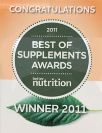 Natrol Better Nutrition's Best of Supplements 2011