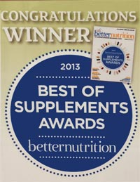 Natrol Better Nutrition's Best of Supplements 2013