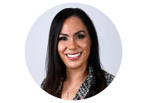 Claudia Calix, Head of Human Resources